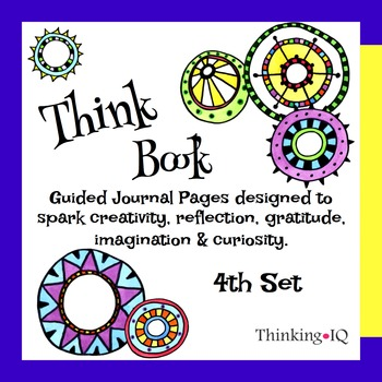 Think Book Student Journal 4th Set
