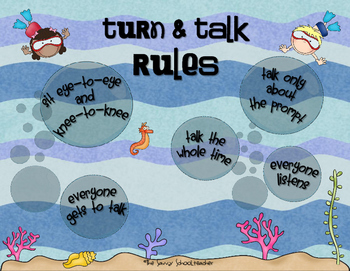 Think Deeper With Turn & Talks (A Depth & Complexity Classroom Management Tool)