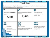 Think Dots: Place Value to the Hundreds