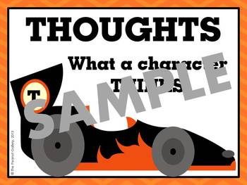 Think FAST with Character Traits