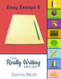 Really Writing: Easy Essays 6