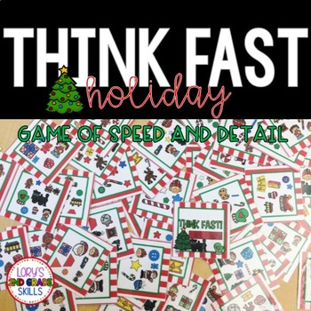 Think Fast! Holiday