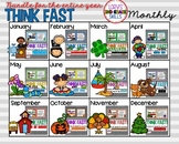 Think Fast! Monthly Bundle