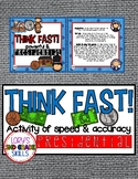 Think Fast!  Presidential Power