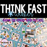 Think Fast! Winter