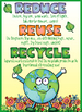 Think Green Clip Art Download