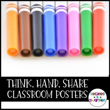 Think, Hand, Share