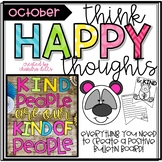 Think Happy Thoughts-October-Kind People Are our Kind of People!