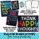 Think Happy Thoughts- THE YEAR LONG {growing} BUNDLE! Bulletin Board Kits