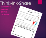 Think-Ink-Share Cooperative Learning Pair Share Activity G