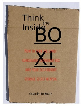 Think Inside the Box: Creating Your Own Classroom Storage