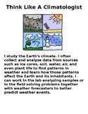 Think Like A Climatologist