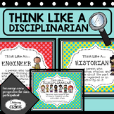 Think Like A Disciplinarian Poster Pack