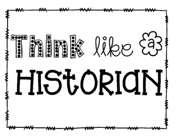 Think Like A Historian