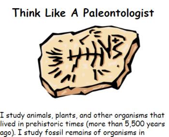 Think Like A Paleontologist