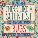 Think Like A Scientist - 1 - Bugs