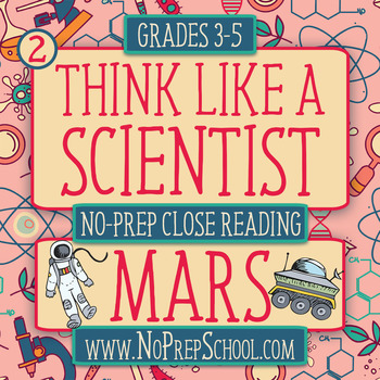 Think Like A Scientist - 2 - Mars