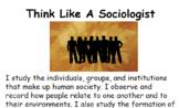 Think Like A Sociologist