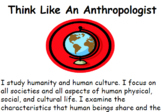 Think Like An Anthropologist