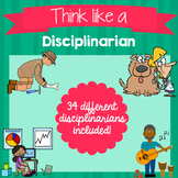 Think Like a Disciplinarian Posters