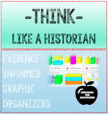 5 Graphic Organizers for Essential and Universal Historica