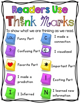 Think Mark Anchor Chart