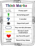 Think Marks Classroom Posters