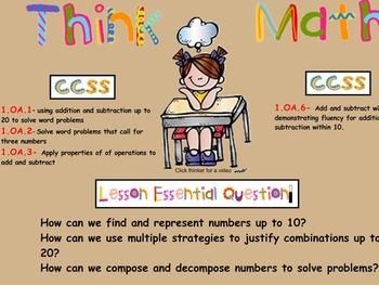 Think Math CCSS Slide