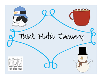 Think Math: January