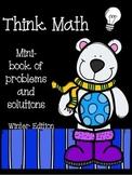 Think Math- problem solving creative thinking math
