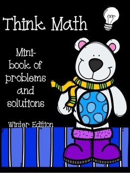 Think Math- problem solving creative thinking math