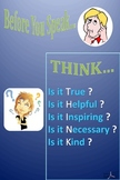 Think Motivational Poster