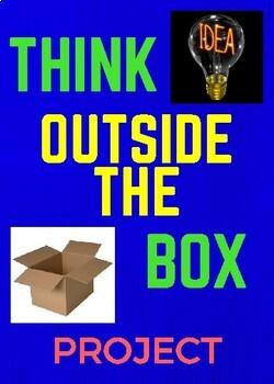 Think Outside The Box Project Entrepreneurship
