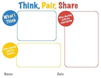 Think • Pair • Share