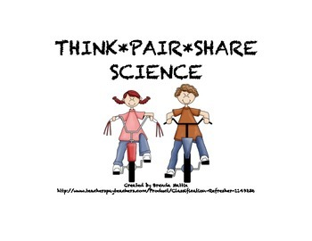 Think  Pair Share Chart