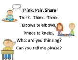 Think, Pair, Share POEM