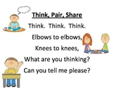 Think, Pair, Share POEM