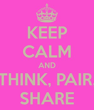 Think Pair Share Rubric