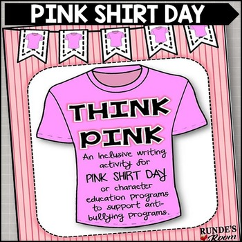 Pink Shirt Day:  An Anti-Bullying Resource
