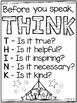 Think Poster Camping