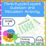 Think Puzzle Explore Question & Discussion for Equivalent