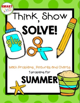 Think, Show, SOLVE! Summer