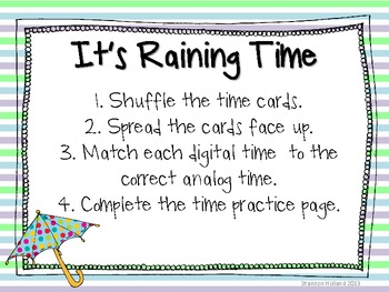 Think Spring!  Common Core Aligned Math and Literacy Centers