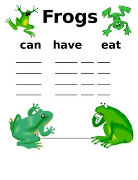 Think Tank: A frog grows and changes