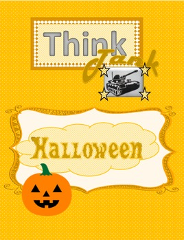 Think Tank Halloween_Extension_Stations_Gifted and Talented