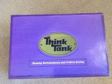 Think Tank - thinking mathematically and problem solving.
