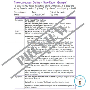 Think, Then Write (Volume 3, Part 2): Writing Short Multi-Paragraph Reports