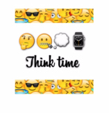 Think Time sign