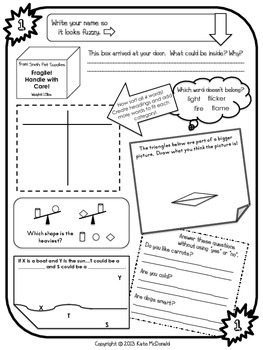 Think Tinks - Creative and Critical Thinking Problems