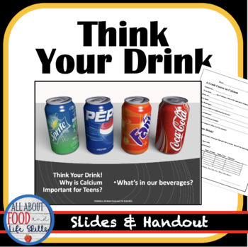 Think Your Drink!